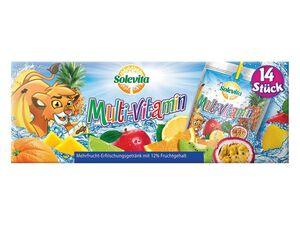 Mehrfrucht-Erfrischungs-/Fruchtsaftgetränk