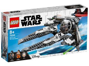 LEGO® Star Wars 75242 TIE Interceptor™ – Allianz-Pilot