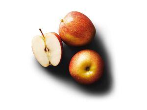 Bioland-Äpfel