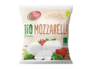 Bioland-Mozzarella
