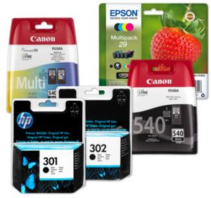 EPSON/CANON/HP Druckerpatronen
