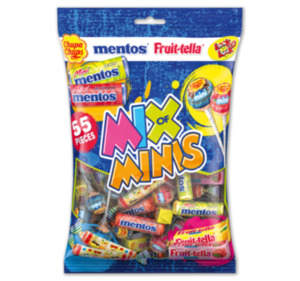 MENTOS Mix of Minis