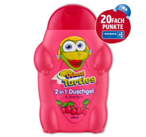 COLUTTI KIDS 2 in 1 Duschgel und Shampoo
