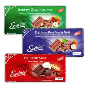Excelsior Edel-Nuss Schokolade