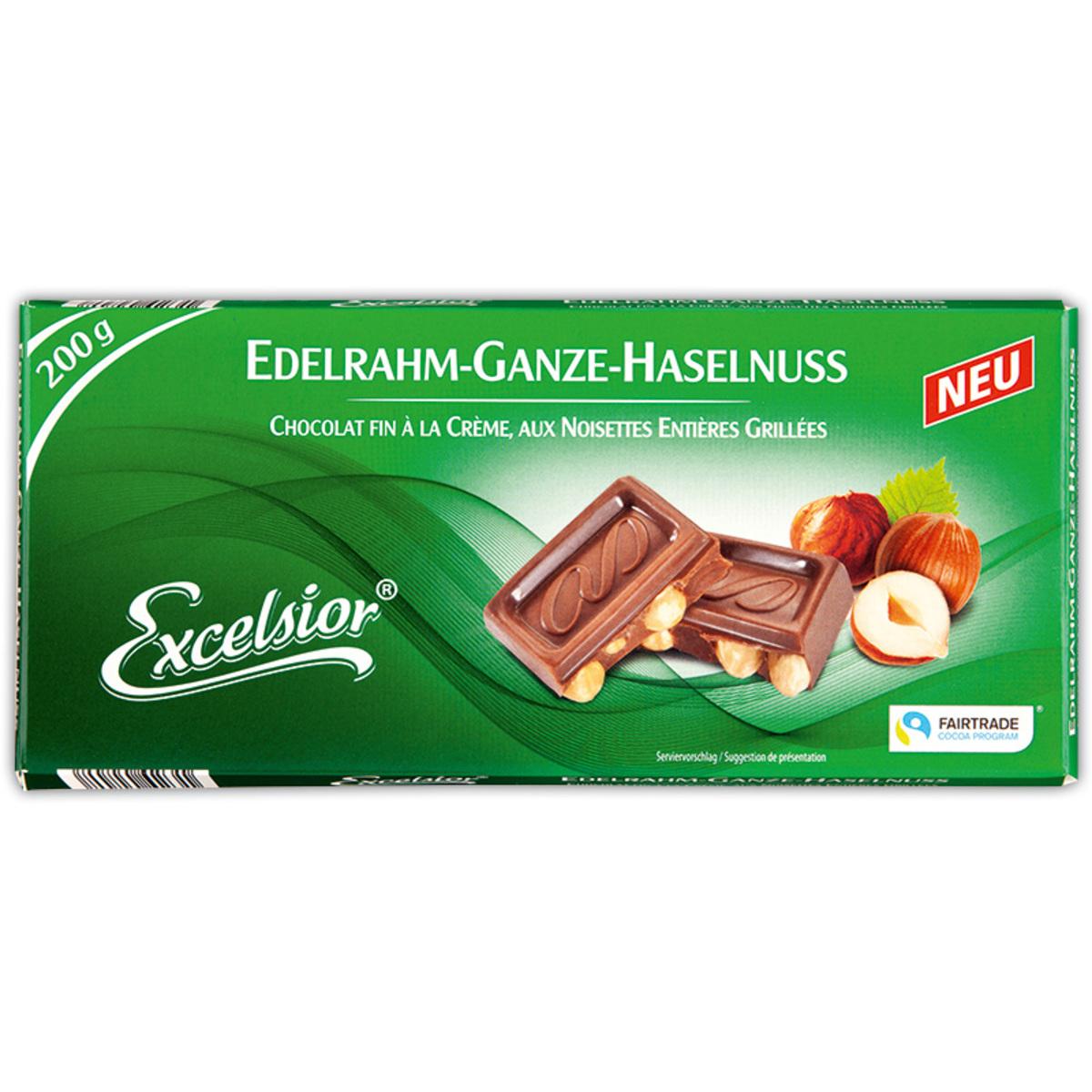 Bild 2 von Excelsior Edel-Nuss Schokolade