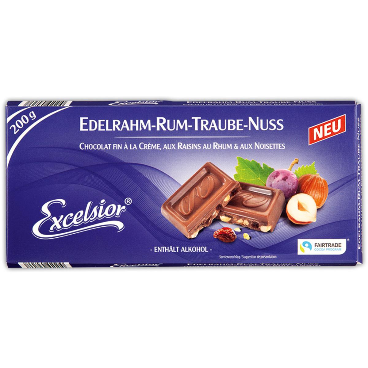 Bild 3 von Excelsior Edel-Nuss Schokolade