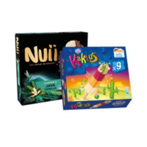 Nestlé Schöller Multipackungen Chocolat Creation oder Nuii