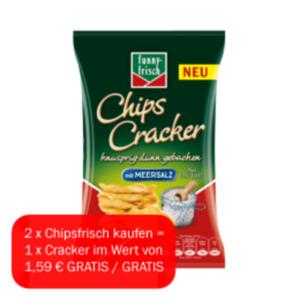funny-frisch, Chio-, Kessel-Chips, Erdnussflippies