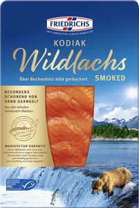 FRIEDRICHS  Kodiak Wildlachs smoked oder graved