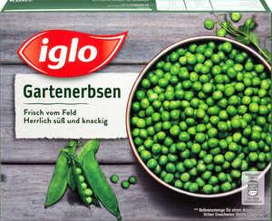 IGLO  Gartenerbsen, Prinzessbohnen oder Broccoli-Röschen