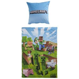 Kinderbettwäsche Minecraft (135x200)