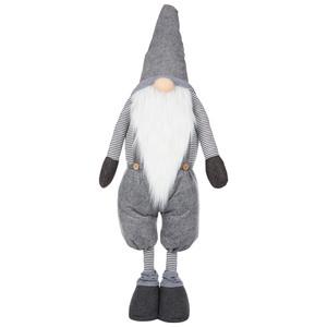 Weihnachtsmann (150 cm, grau)