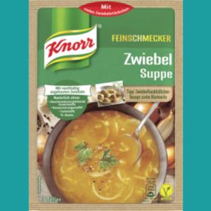 Knorr Feinschmecker- Suppen