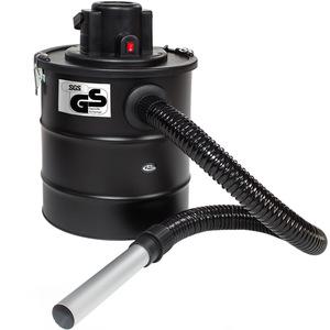 Aschesauger 1200W mit Metallsaugschlauch und Filter