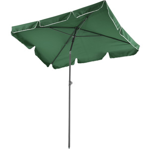 Sonnenschirm 200x125cm grün