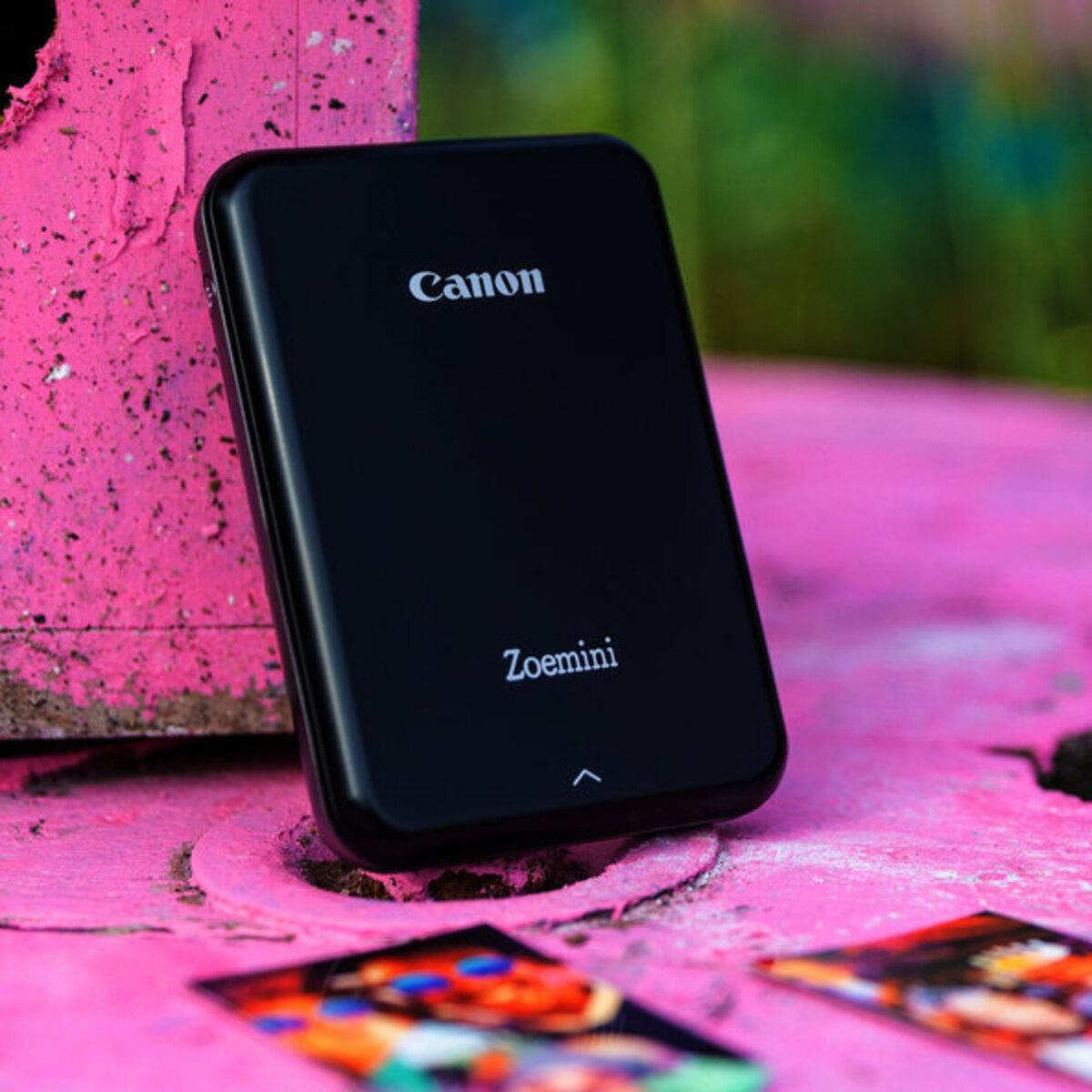 Bild 4 von Mini-Fotodrucker Canon Zoemini, schwarz