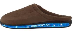 Komfort-Gel Slipper, verschiedene Größen Happy Shoes