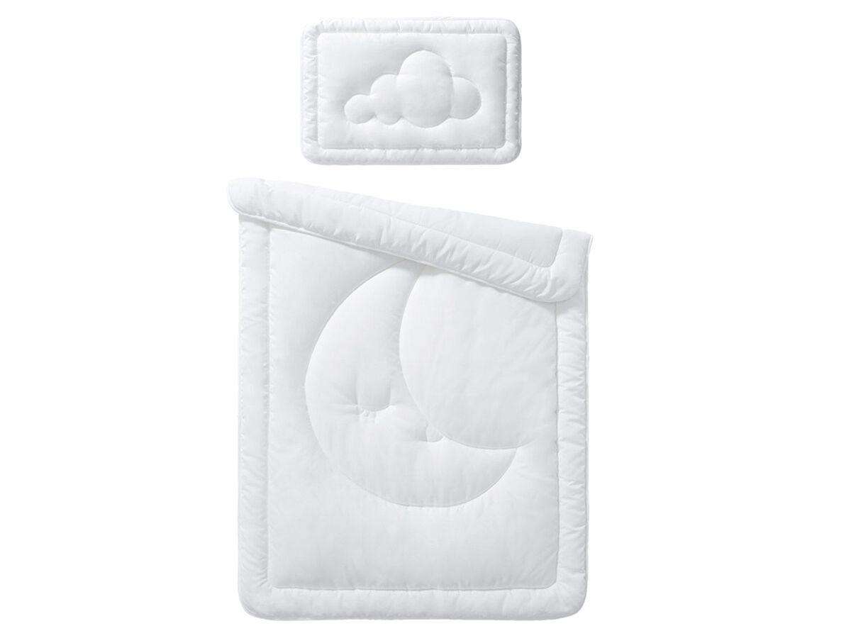 Bild 2 von MERADISO® Kleinkinder Bettenset Decke, 100 x 135 cm & Kissen, 40 x 60 cm