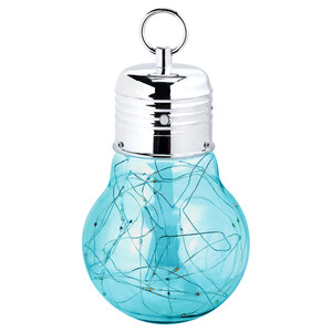 LED Deko-Glühbirne mit 15 LEDs
