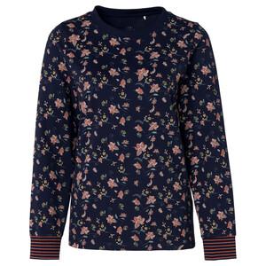 Damen Schlafshirt mit floralem Print