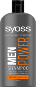 Syoss Shampoo Men Power