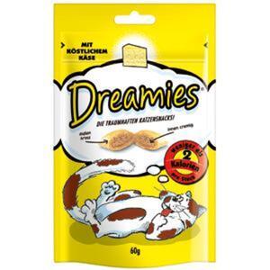 Dreamies Katzensnacks mit Käse 60 g