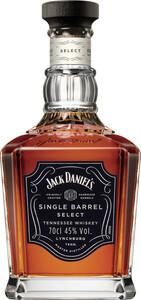 Jack Daniel´s Single Barrel Whiskey 0,7 ltr
