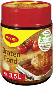 Maggi Bratenfond ergibt 3,5 ltr