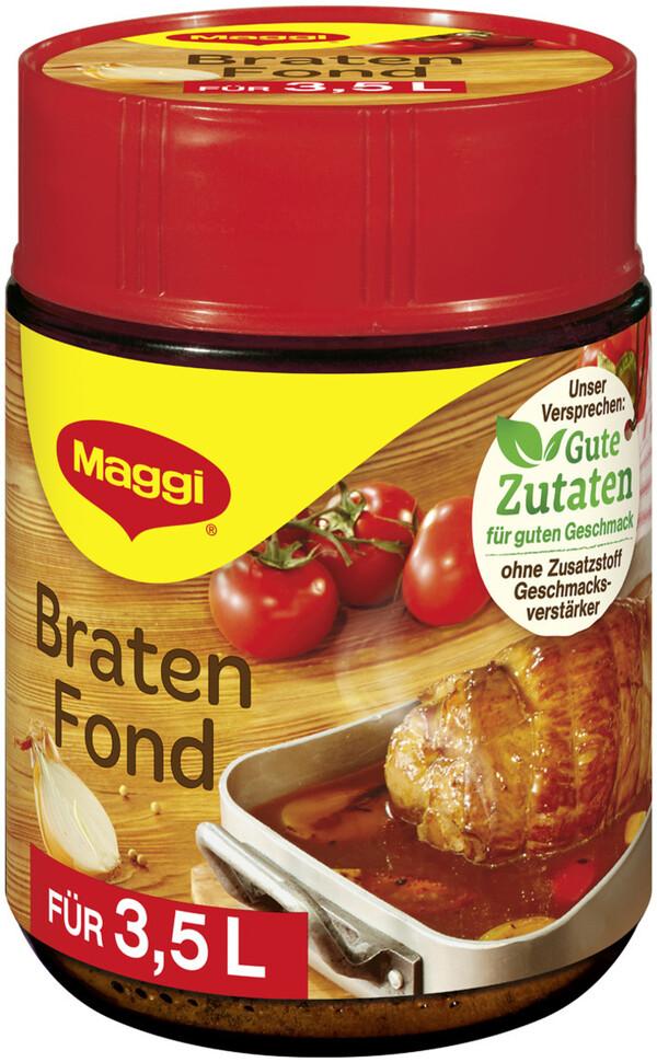 Maggi Bratenfond ergibt 3,5 ltr von Edeka24 ansehen!