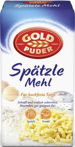 Goldpuder Spätzlemehl Type 405 1 kg