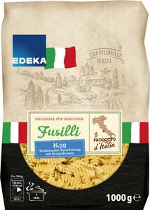 EDEKA Italia Fusilli Großpackung 1 kg