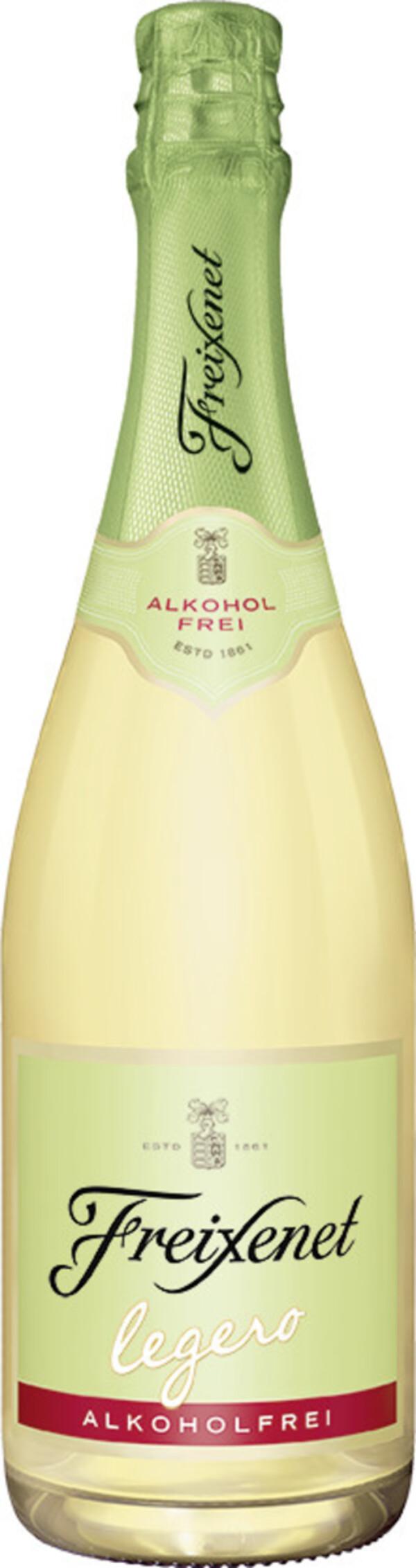 Freixenet Legero Alkoholfrei 0,75 ltr