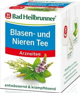 Bad Heilbrunner Blasen- und Nieren Tee 8x 1,75 g