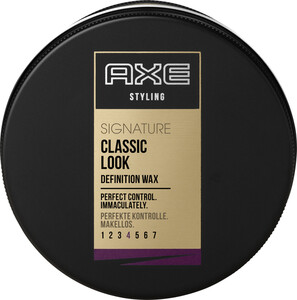 Axe Signature Classic Look Definition 75 ml