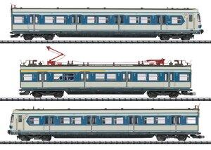 Trix 22644 H0 S-Bahn Triebzug BR 420 DB IV