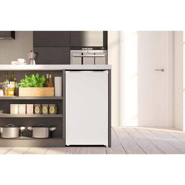 MEDION Kühlschrank mit Eiswürfelfach MD 37544, mit 93 L Inhalt, wechselbarer Türanschlag, geringer Geräuschpegel
