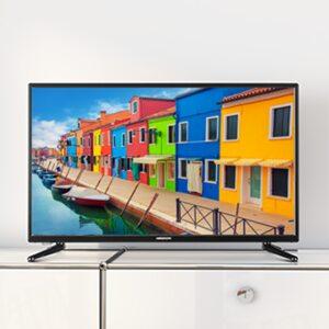 MEDION LIFE® E13236, TV, 80 cm (31,5''), HD Triple Tuner, integrierter Mediaplayer, CI+