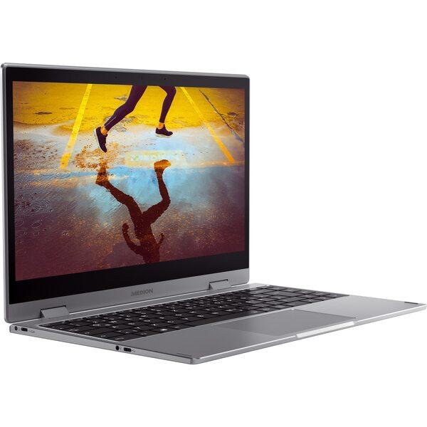 "MEDION AKOYA® S14401, Intel® Core™ i5-8265U, Windows10Home, 35,5 cm (14"") FHD Display, 256 GB SSD, 8 GB RAM, Notebook"