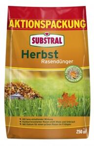 Substral Herbst Rasendünger ,  6,25 kg