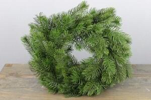 artfleur künstlicher Tannenkranz ,  Ø 40 cm, grün