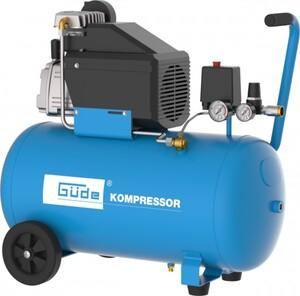 Güde Kompressor 260/10/50 ,  230 V, 50 l, 10 bar, 1 Zylinder