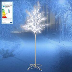 LED-Baum Fichte 150cm 120 LEDs Kaltweiß