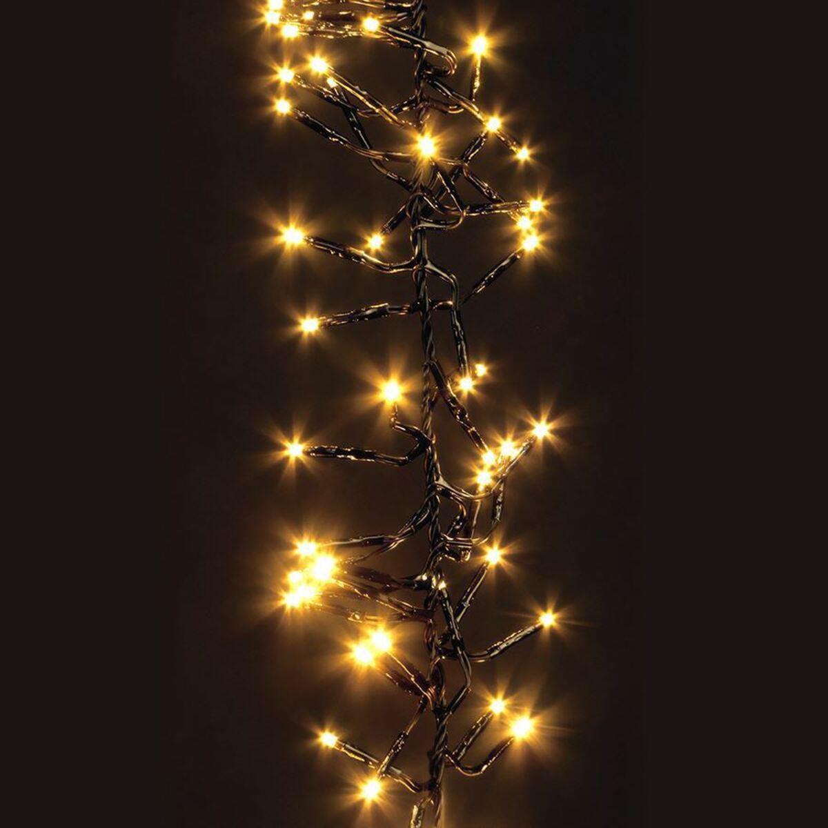 Bild 5 von LED-Cluster-Lichterkette 14,5m 480 LEDs Warmweiß