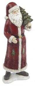 TrendLine Dekofigur Weihnachtsmann ,  30 cm