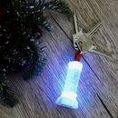 Bild 2 von LED-Schlüsselanhänger Glitterkerze mit Farbwechsel