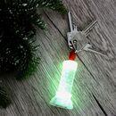 Bild 3 von LED-Schlüsselanhänger Glitterkerze mit Farbwechsel