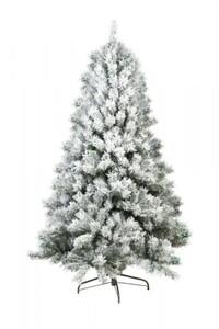 TrendLine Künstlicher Weihnachtsbaum ,  grün mit Kunstschnee, 150 cm