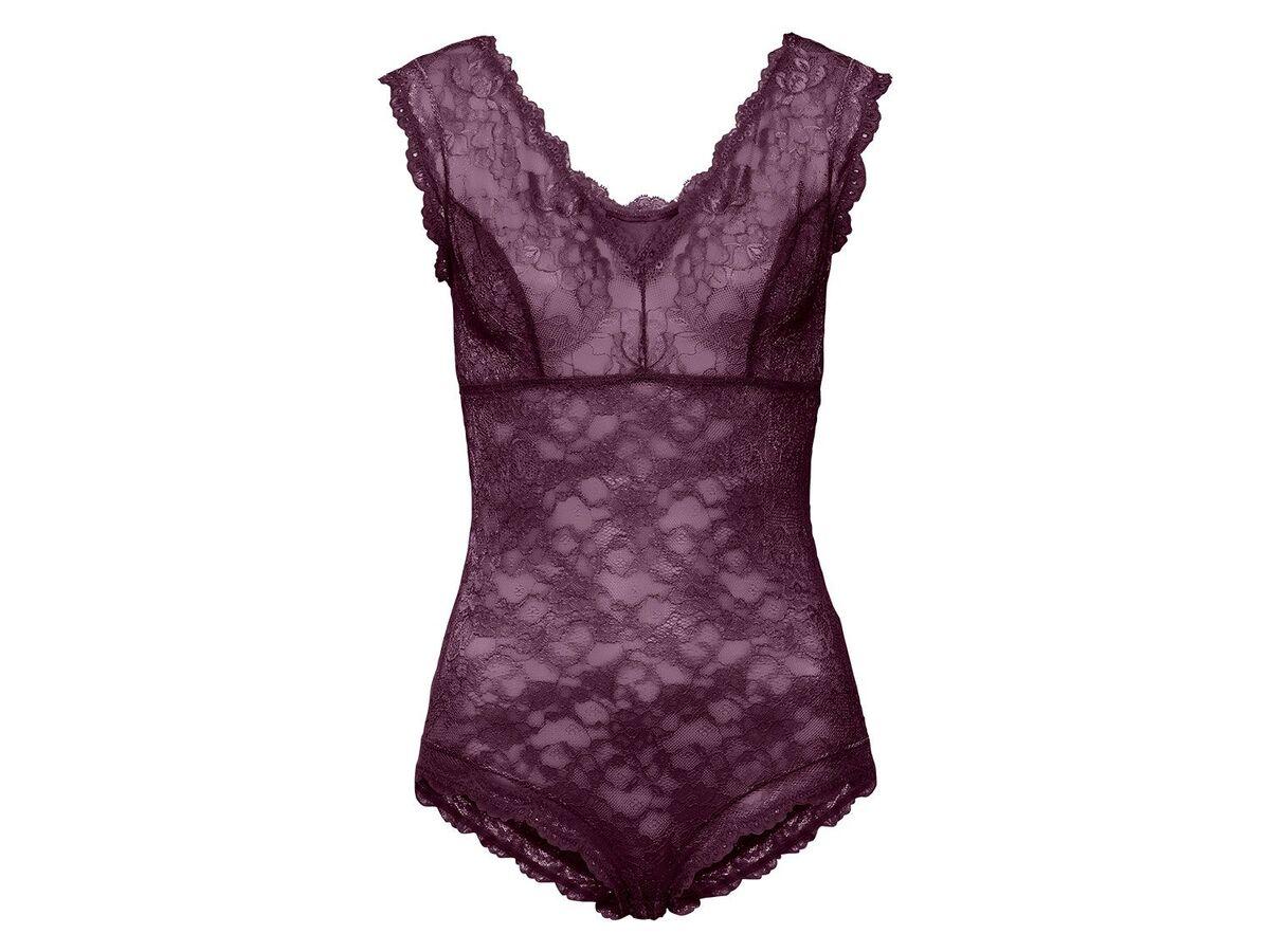 Bild 4 von ESMARA® Lingerie 2 Damen Spitzen-Bodys