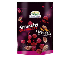 Sweet Valley Crunchy Cranberry Mix