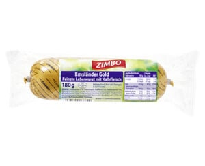ZIMBO Leberwurst